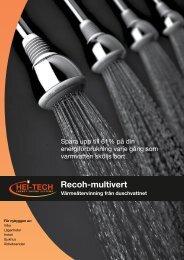 Ladda ner broschyren Recoh-multivert (PDF) - Hei-tech