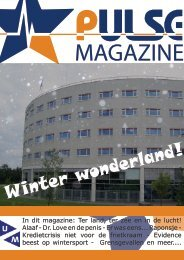 Winter wonderland! - MSV Pulse