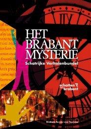 Het Brabant Mysterie - Schatten van Brabant