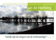 0 uit de Herberg, nr 1 februari 2011