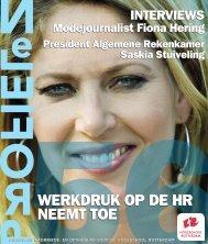 Profielen 56 - Profielen - Hogeschool Rotterdam