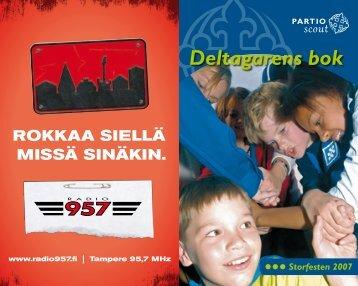 Deltagarens bok - Hämeen Partiolaiset ry - Suomen Partiolaiset