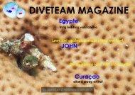 Download ons laatste Clubblad - Dive Team Vlaardingen