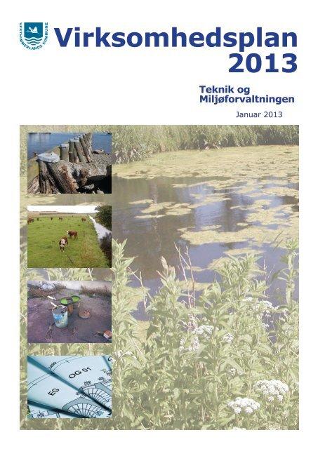 Virksomhedsplan 2013 - Vesthimmerlands Kommune