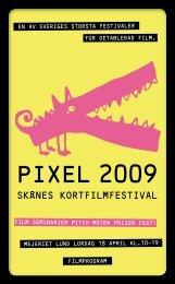 filmprogram en av sveriges största festivaler för ... - Filmcentrum Syd
