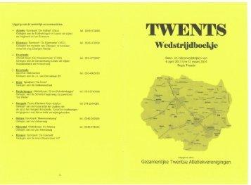 Klik hier voor het gele boekje 2013 - ASV Eibergen