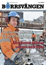 Hämta tidningen som PDF - Geotec
