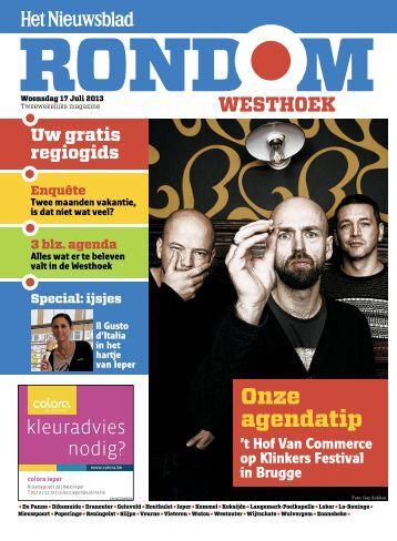 WESTHOEK - Rondom - Het Nieuwsblad