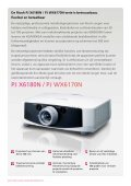 Projectoren - Ricoh - Page 2