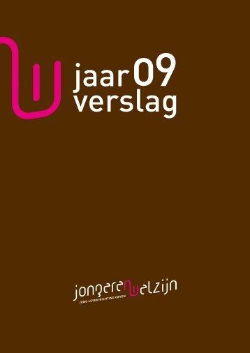 Jaarverslag 2009 - Welzijn, Volksgezondheid en Gezin