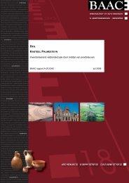 Bijlage 2 Inventariserend veldonderzoek door middel van ...