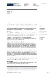 Landzonetilladelse - opdeling til to boliger ... - Struer kommune