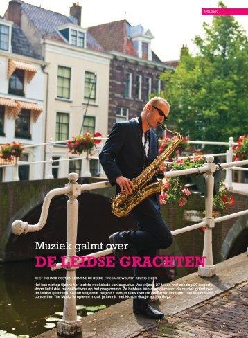 DE LEIDSE GRACHTEN - LOS Magazine