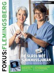 TEMA: Innovationer Fokus Flemingsberg, hösten 2012