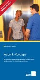 Autark-Konzept - Telecom Behnke