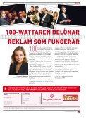 Vinnarbilaga 100-wattaren 2008.pdf - Sveriges Annonsörer - Page 3