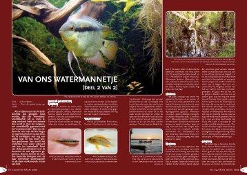Van ons Watermannetje deel 2 - Ernst van Genne