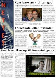 7. klasse Avis samlet - Vester Skerninge Friskole