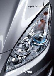 Hyundai i30 tilbehør
