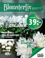 Blomsterliv nr 3 - GTG Nordic AB