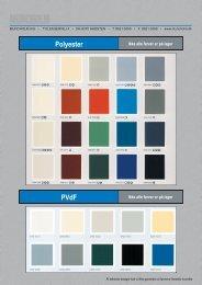 Oversigt med farver - MUNCHOLM A/S