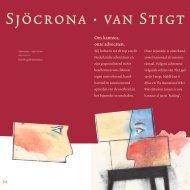 Algemene brochure - Sjöcrona . van Stigt Advocaten