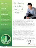 Din guide till en sundare, aktiv livsstil - Herbalife International - Page 2