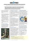 läs/ladda ner - Geotec - Page 2