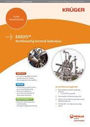 EXELYS™ - Krüger A/S