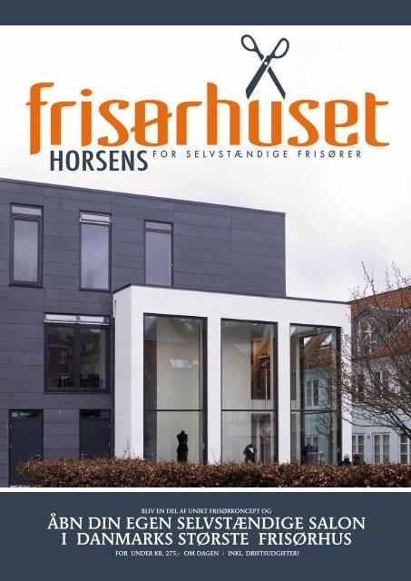 Frisørhuset Horsens her - nummer22.dk