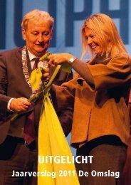 Jaarverslag 2011 - Stichting De Omslag