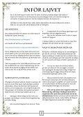Fortsatta utskick - Thule-kampanjen - Page 4