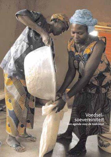 voedselsoevereiniteit - Oxfam-Solidariteit