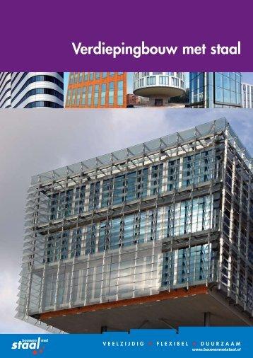 Verdiepingbouw met staal - Reflexxion Architecture