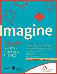 A CHAVE PARA SEU FUTURO - Imagine Estudar no Canadá