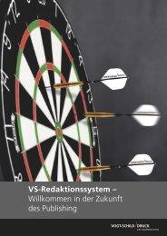 VS-Redaktionssystem - Vogt-Schild Druck AG