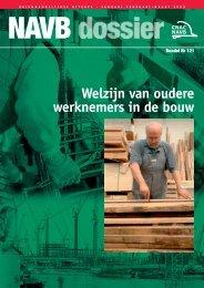 Welzijn van oudere werknemers in de bouw - FFC