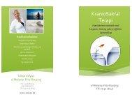 Download brochure om Kraniosakral terapi. - Klinik Velyse