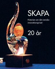 Här kan du hämta en pdf om historien om det ... - Stiftelsen SKAPA