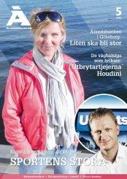 Nummer 5 2012 - Ålandsbanken