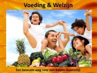 Voeding & Welzijn - Juice Plus+