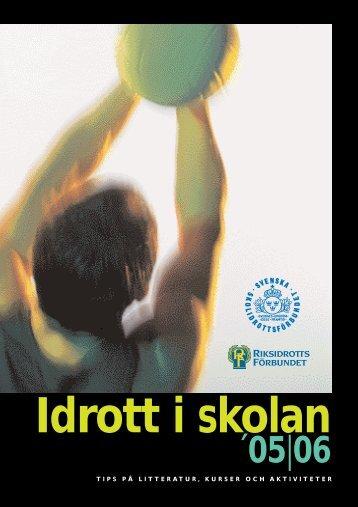 Aktiviteter - Svenska Idrottslärarföreningen