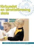 Aktiviteter - Svenska Idrottslärarföreningen - Page 7