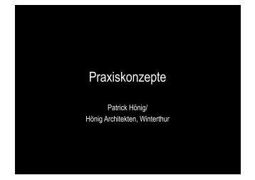 Praxiskonzepte - hoenig-dental.ch