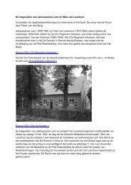Lees hier het verhaal - Aandacht voor geschiedenis