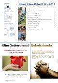 Rundbrief Elim Aktuell Dezember 2012 als PDF ansehen ... - Page 2