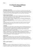 Referat med beretning og bilag - Grundejerforeningen Birkhøjen - Page 5