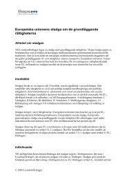 Europeiska unionens stadga om de grundläggande rättigheterna