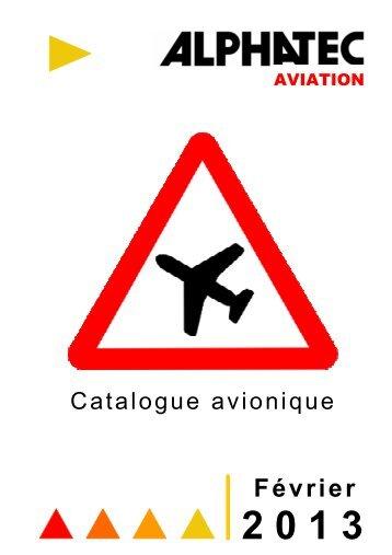 Catalogue disponible