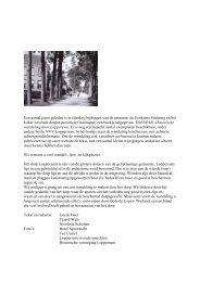 wandeling door Loppersum - Historische Vereniging Loppersum